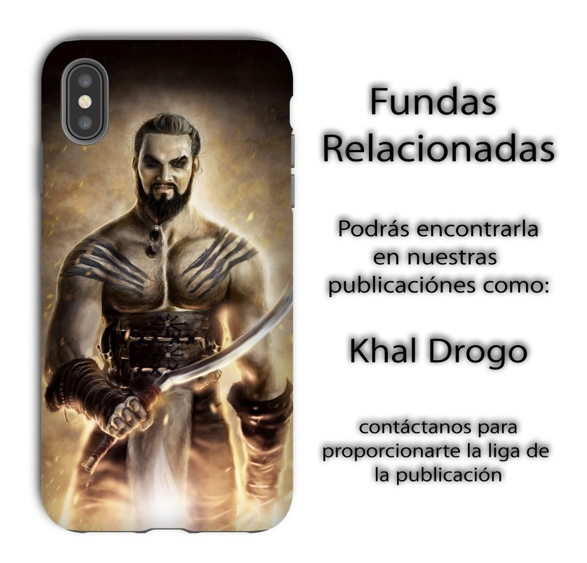fundas iphone xr juego de tronos