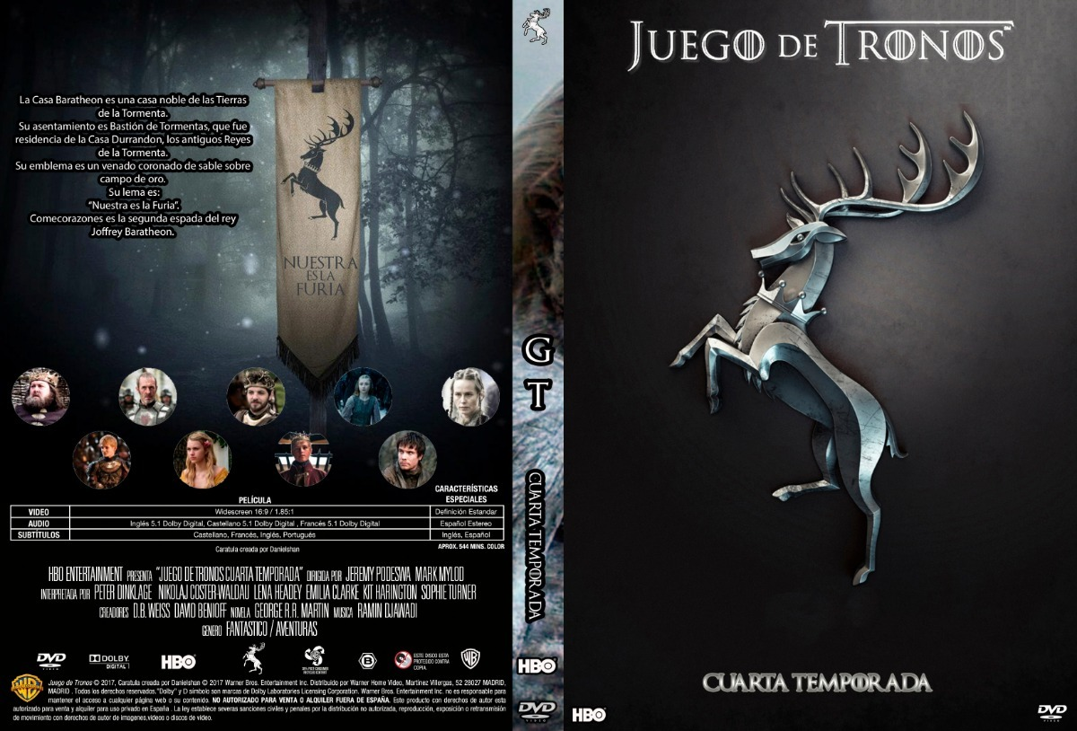 Awesome Descargar Cuarta Temporada De Juego De Tronos Photos - Casas ...