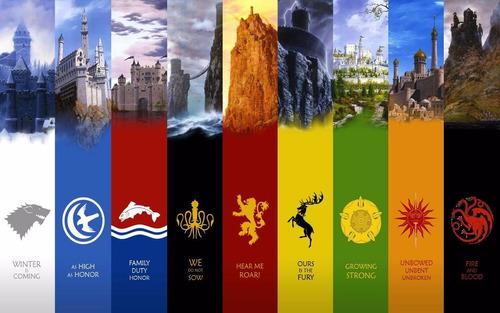 juego de tronos - game of thrones - libro oficial - hbo