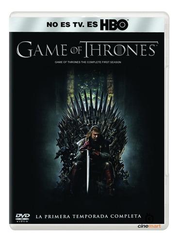 juego de tronos game of thrones primera temporada 1 dvd