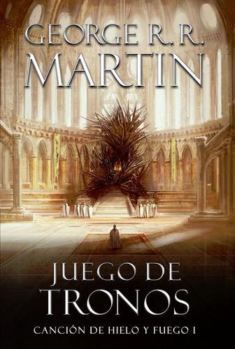 juego de tronos saga completa canción hielo y fuego - martin