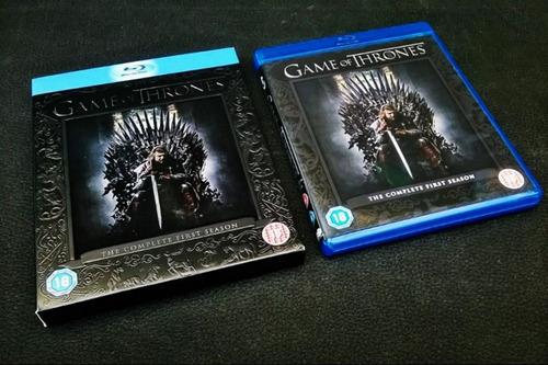 juego de tronos temporada 1 bluray