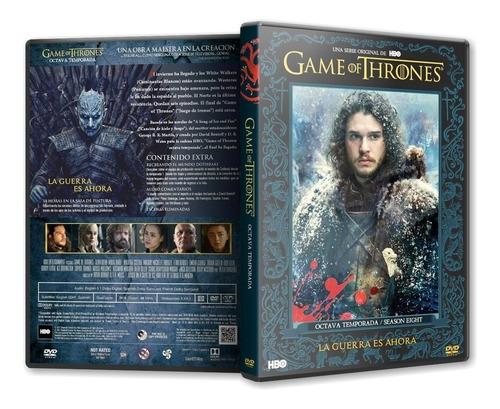 juego de tronos temporada 8 - completa -
