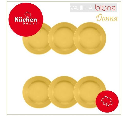 juego de vajilla completo 72 piezas cerámica biona platos playos hondos de postre tazas de té vasos cubiertos individual