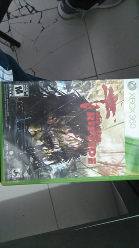juego dead island riptide x box 360