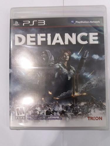 juego defience para ps3
