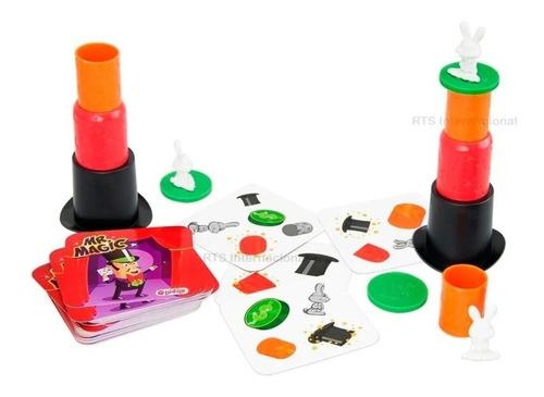 juego del sombrero mágico