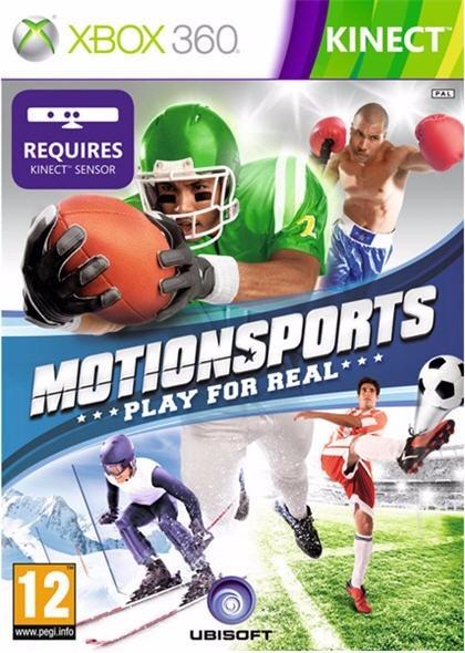 Juego Deportes Motionsports Xbox360 Para Kinect Somos Tienda