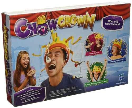 juego desafío de la corona chow crown entrega inmediata