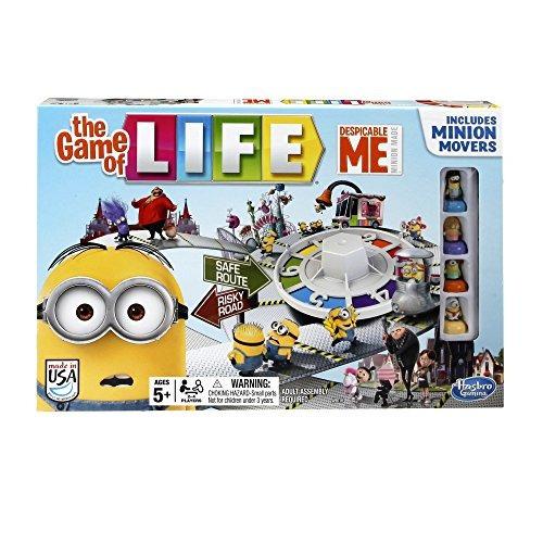 juego despicable me: the game of life mi villano favorito id