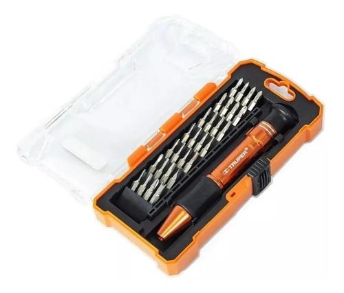 juego destornillador precision kit set 28 puntas joyero