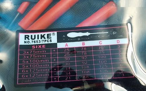 juego destornilladores electricistas con aislante 7 pza ks