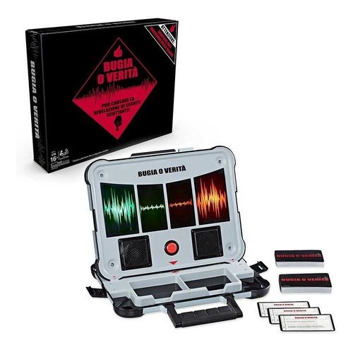juego detector de mentiras - lie detector - hasbro / diverti