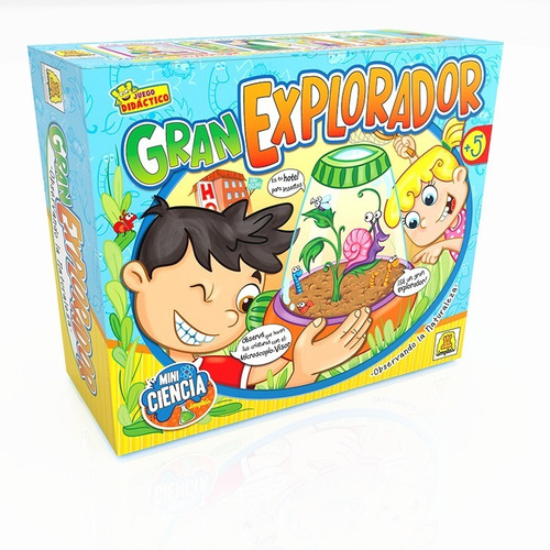 juego didactico el gran explorador implas art.381 educando