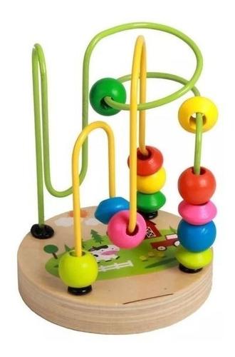 juego didáctico en madera *ag*