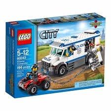 juego didactico lego city prisioner transporter (no envios)