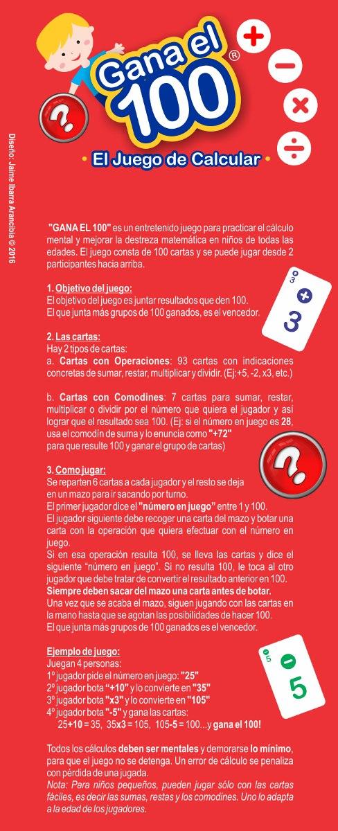 Juego Didactico Matematicas 9 900 En Mercado Libre