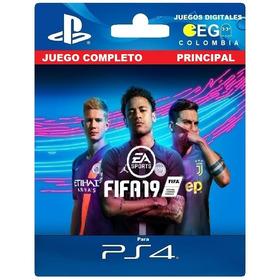 Juego Digital Fifa 19 Ps4 Primario Oferta