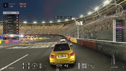juego digital gran turismo sport ps4 entrega inmediata