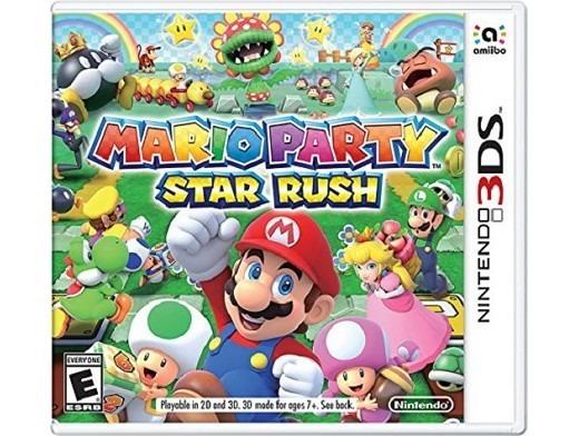 Juego Digital Para Nintendo 3ds Mario Party Star Rush Tienda Bs