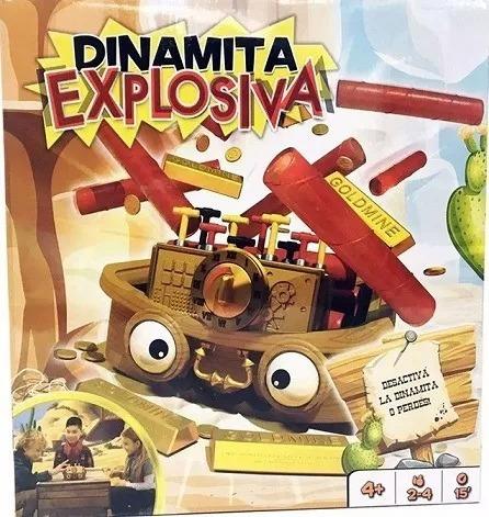 juego dinamita explosiva desactivá la dinamita