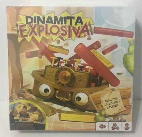 juego dinamita explosiva desactivala o perde jyj0021 bigshop