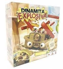 juego dinamita explosiva original tv desactivala o pierdes