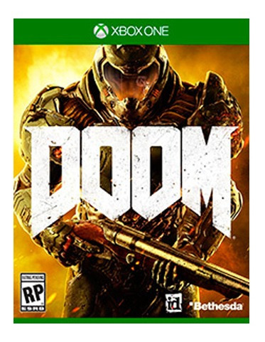 juego doom xbox one - tecsys