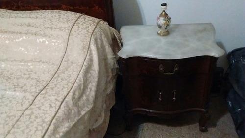 juego dormitorio antiguo.