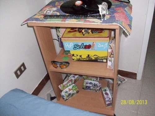 juego dormitorio individual