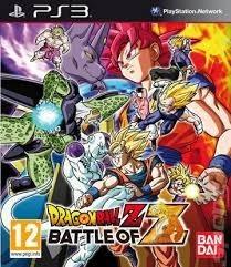 juego dragon ball battle ps3