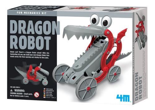 juego dragon robot 4m collagekidsar
