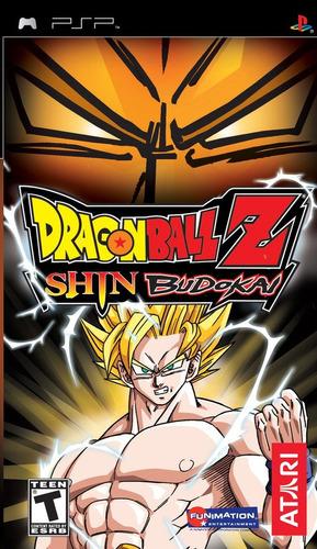 juego dragonball z shin budokai original psp despachamos hoy