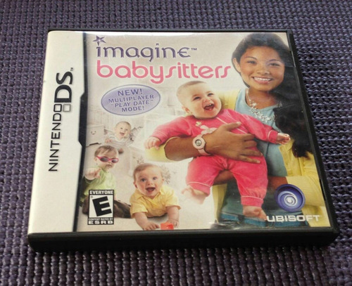 juego ds. imagine babysisters
