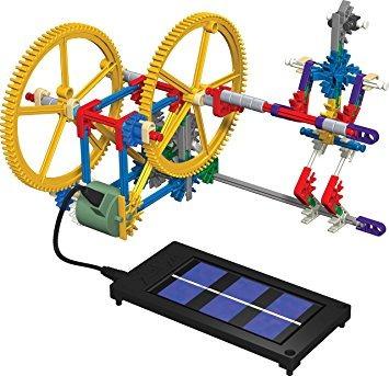 juego educación k'nex - juego de energía renovable