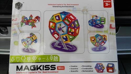 juego educativo  carnival set magkiss