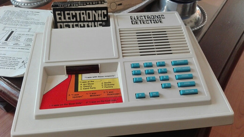 juego electrónico antiguo