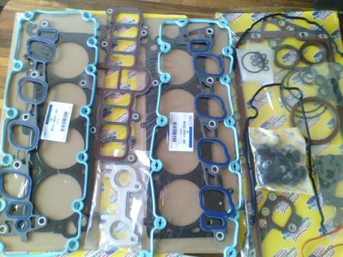juego empaque / kit empacadura triton fortaleza f150 f350 2v