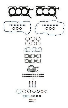 juego empaques juntas motor lincoln mkx mkz 3.7 l v6 09 a 13