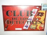 juego en caja club de los detectives