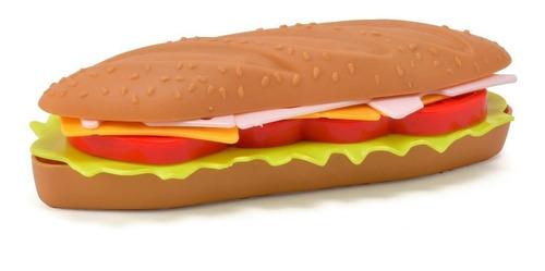 juego encastre sandwich didáctico cocina niños ingenio