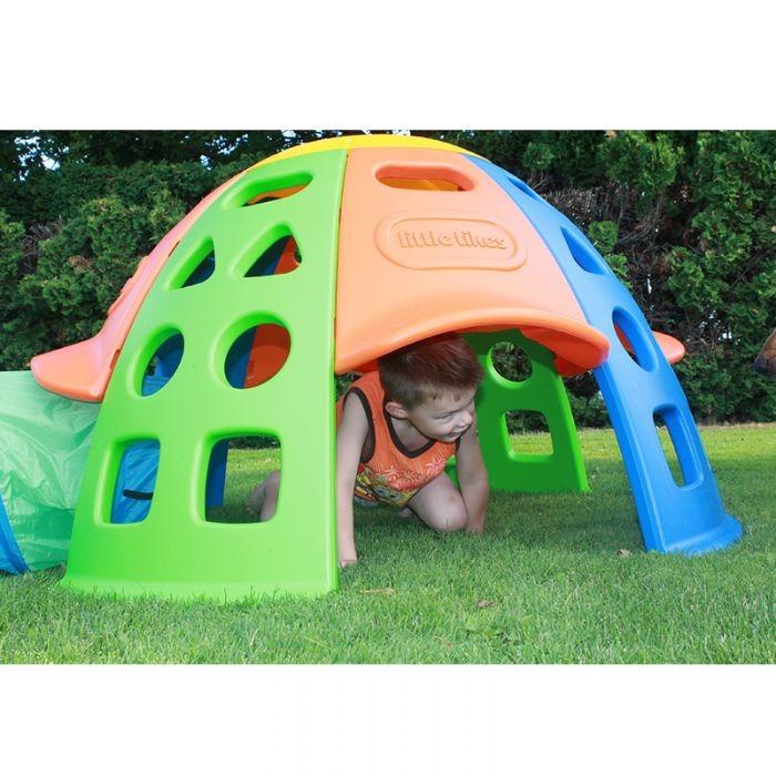 Juego Escalador Casa Para Jardin Niños - $ 1,500.00 en Mercado Libre