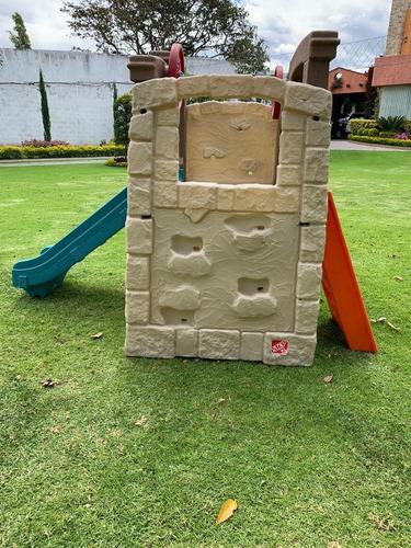 juego escalador marca step play ground niños usado