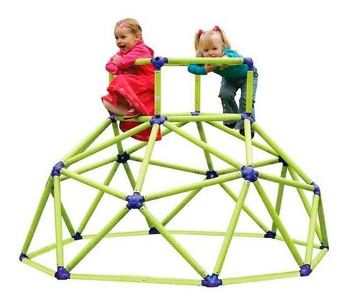juego escalador verde niños eezy peezy desarmable