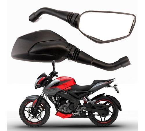 juego espejos bajaj rouser ns 200 / dominar 400 en fas motos