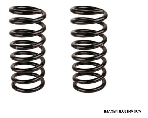 juego espirales traseros ford fiesta max 03/10 reforzado gnc