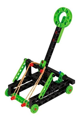 juego experimento catapulta juguete para armar gigo 7406 edu