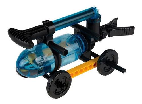 juego experimento mini bomba de agua gigo 7389 armar edu
