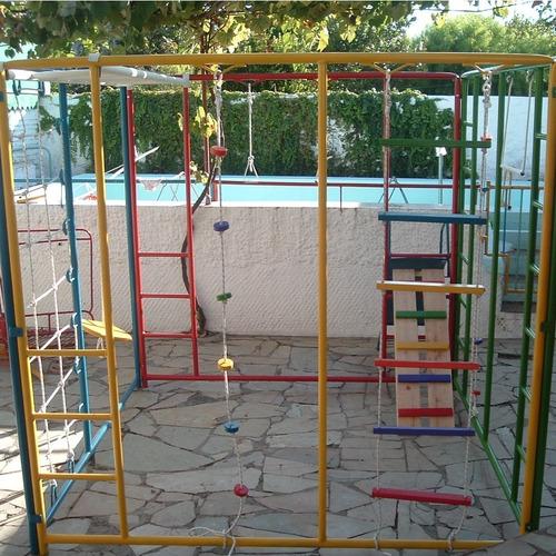 juego exterior gimnasio