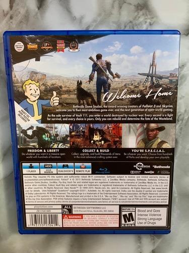 juego fallout 4 ps4 usado